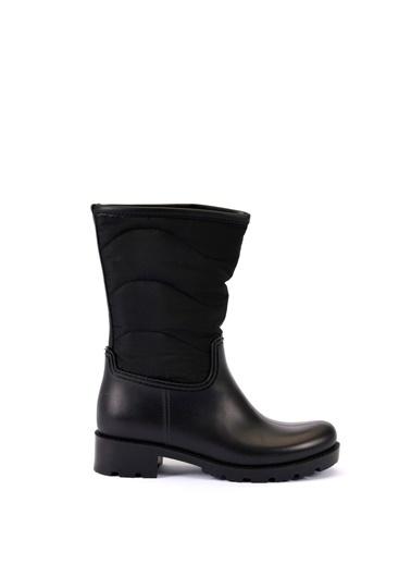 Esem ESEM B0004 Yağmur Botu Kadın Ayakkabı  Siyah